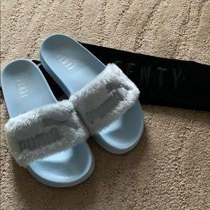 Puma Shoes - Fenty puma slides